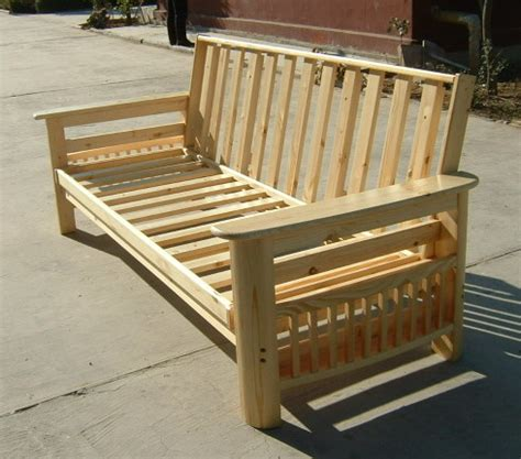 Wooden Frame Sofa Bed by Used Solid Wood Frame Folding Sofa Bed With Arm Buy