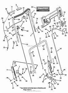 Snapper P216020kwv  7800557  21 U0026quot  6 Tp Steel Deck Series 20 Parts Diagram For Handles And Controls