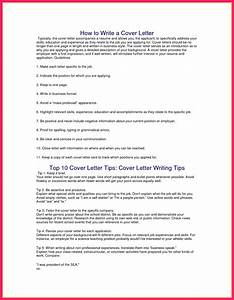 how to write a cover page bio letter format With how to write a cover letter