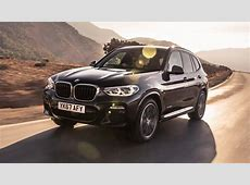 BMW X3 30d review 261bhp SUV tested Top Gear