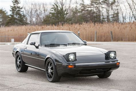 amazing mazda canada 1982 mazda rx 7 left drive amazing condition