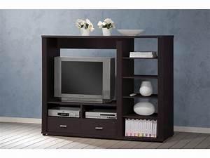 Meuble Tv Pour Chambre : meuble tv blanc pour chambre meilleure inspiration pour vos with meuble tele pour chambre ~ Teatrodelosmanantiales.com Idées de Décoration