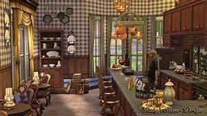 Grandma39s Kitchen Sims 4 Houses