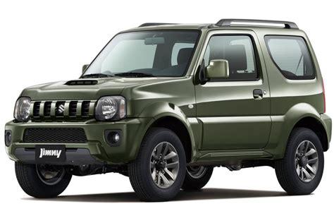 suzuki jeep 2014 suzuki restyle son jimny pour le mondial de paris