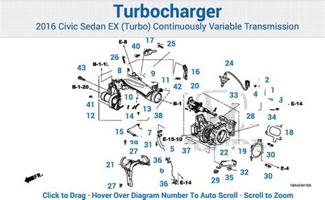 civic turbo honda parts numbers  honda civic