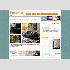 Room Fu  Interior Design Website  Flywheel Creative