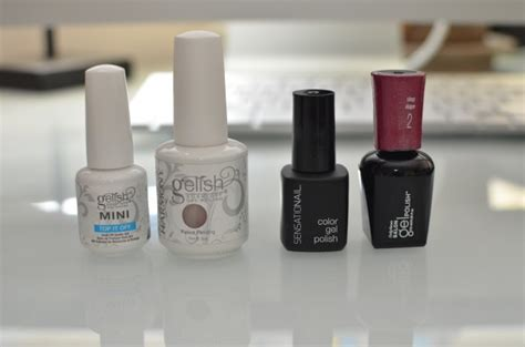 Review Of Gel Polish Brands