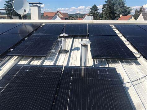 Glas Glas Module Glas Glas Module Bauer Solar Bei Kleinostheim Verbaut Rolf Johann Consulting