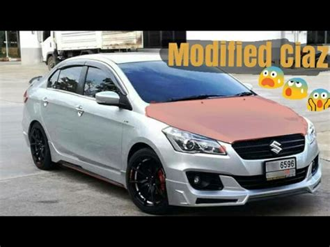 Suzuki Ciaz Modification by 10 Modified Ciaz In India Ciaz Modification