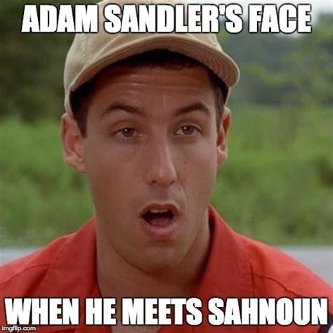 Adam Sandler Memes - adam sandler mouth dropped imgflip