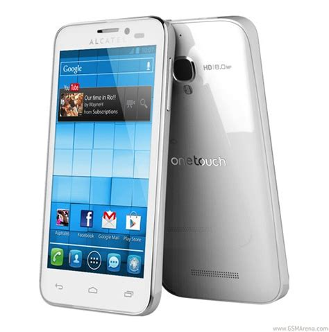 one touch phone alcatel one touch snap y one touch snap lte presentados