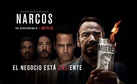 narcos presenta los personajes de la cuarta temporada