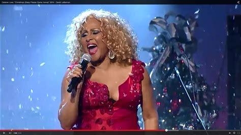 Darlene Love's Final Letterman Performance Of