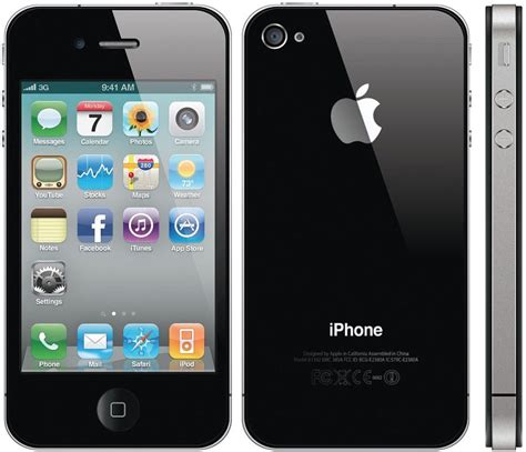 sprint iphones for apple iphone 4 8gb smartphone for sprint black
