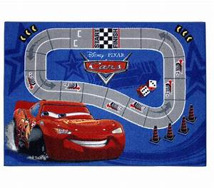 tapis enfant cars circuit de course With tapis de jeu cars
