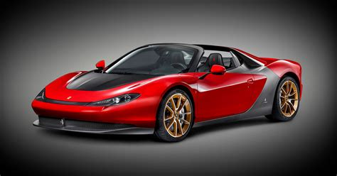 ferrari sergio arrives  uae