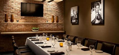 amenities private dining eddie  prime seafood