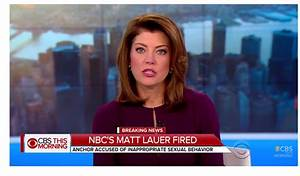 How other TV morning shows reported on Matt Lauer's 'Today ...