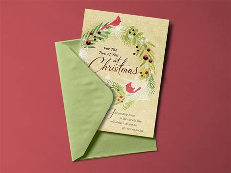 Logo printed on fabric mockup. Free Greeting Card Mockup PSD - Free Mockup Download