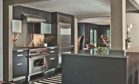 d馗o cuisine ouverte pour ou contre la cuisine ouverte sur le séjour