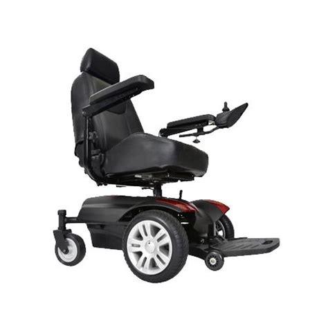 drive titan front wheel power wheelchair travel portable