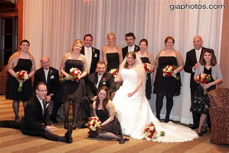 Barney & Beth's Wedding At Hilton Orrington, Evanston Illinois