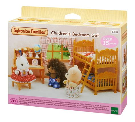 Childrens Bedroom Sets by Children S Bedroom Set Sylvanian Families