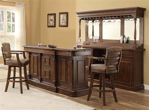 Bar Set by Trafalgar Square Deluxe Home Bar Set Eci Furniture