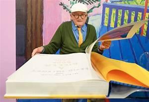 Artist David Hockney, At 79, Isn't Keen On Parties, But ...