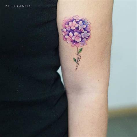gorgeous botanical tattoos  anna botyk tattooadore