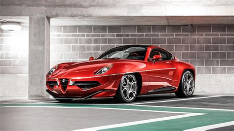 Alfa Romeo Disco Volante : Driving The Gorgeous Touring Disco Volante