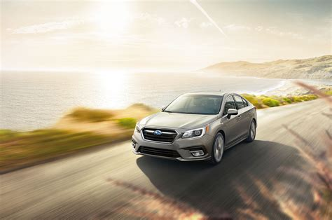 2019 Subaru Legacy, Outback Get Eyesight Safety Suite