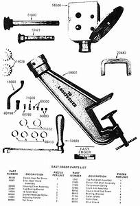 Lockformer Machinery Parts Diagrams  Easy