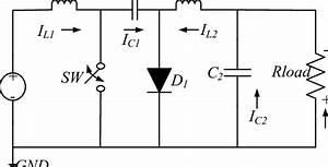 Basic Circuit Diagram Of Cuk Converter