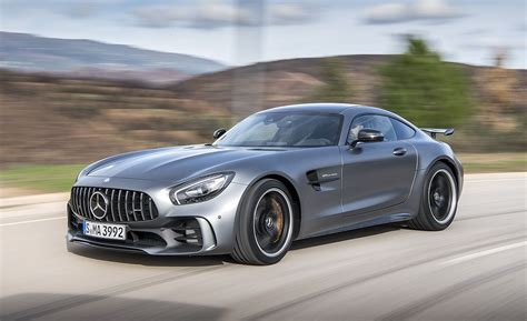 2018 Mercedes-amg Gt R First Drive