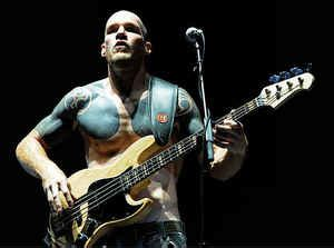 Tim Commerford Bass