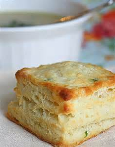 Fresh Parsley and Garlic Biscuits