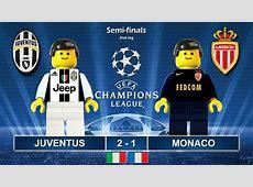 Juventus vs Monaco 21 • Semifinals Champions League 2017