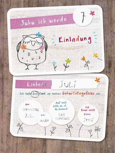 die  besten ideen zu einladung kindergeburtstag text