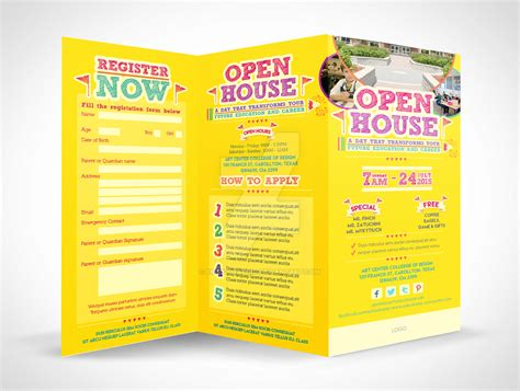 House Brochure Template by House Tri Fold Brochure Gallery