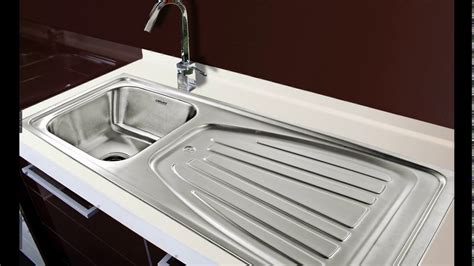 Kitchen Sink Design In India  Youtube
