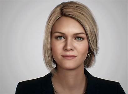 Ipsoft Amelia Ai Avatar Human Employee Lifelike