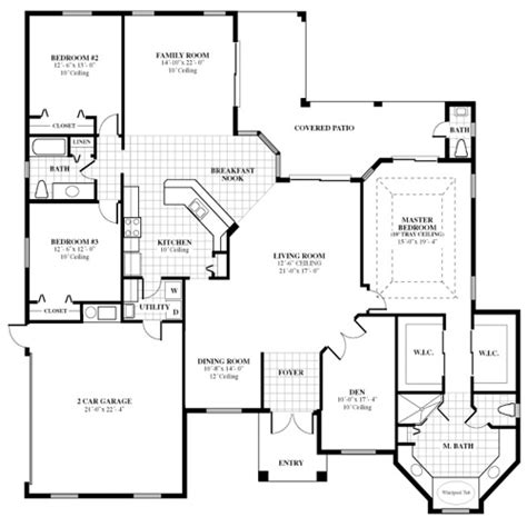 customizable floor plans florida home builder woodland enterprises poplar home floor plans for custom home construction