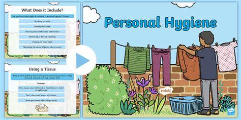 personal hygiene powerpoint health wellbeinghygiene