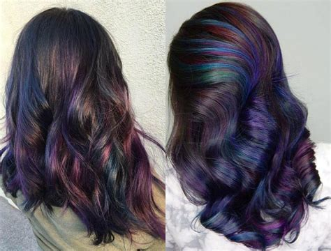 Cool Hairstyles And Colors by Slick Hair Colors Pastel For Brunettes Hairstyles