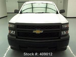 Sell New 2014 Chevy Silverado Work Truck Crew V6 Tool Box 68 Mi Texas Direct Auto In Stafford