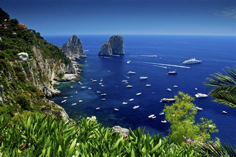 Europe Travel Get The Inside Scoop On Capri Italy From A