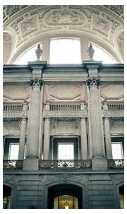 San Francisco City Hall Interior Stock Image - Image of ...