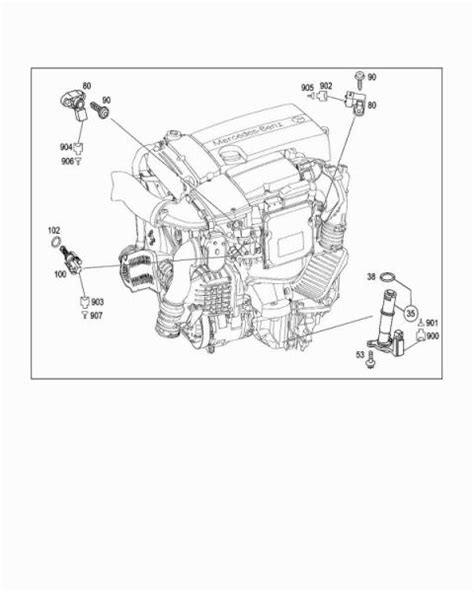 2007 Mercede C230 Engine Diagram by 2005 C230 Kompressor Wiring Diagram Auto Electrical