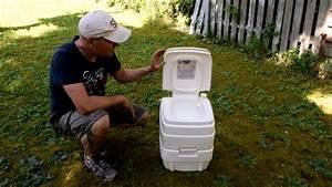 Gartentoilette Mit Sickergrube Bauen : auf dem gartengrundst ck ein einfaches wc bauen camping toilette einbauen youtube ~ Whattoseeinmadrid.com Haus und Dekorationen